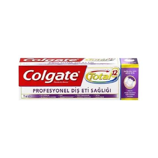 Colgate Total Diş Eti Sağlığı Macun 75 ml