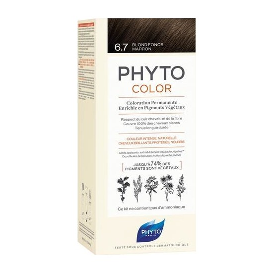 Phyto Color No:6.7 Yeni