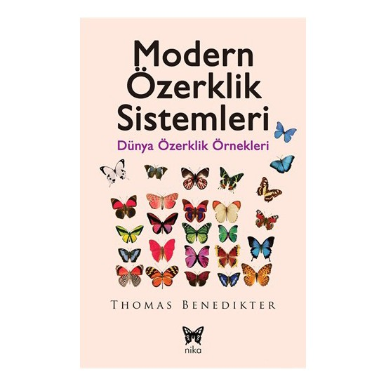 Modern Özerklik Sistemleri-Thomas Benedikter