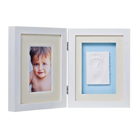 Baby Memory Prints El ve Ayak İzi Masa Çerçevesi