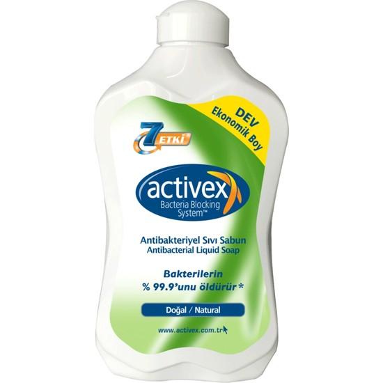 Activex Sıvı Sabun Doğal Koruma 1.5 lt