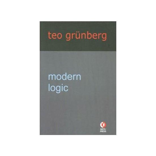 Modern Logic-Teo Grünberg