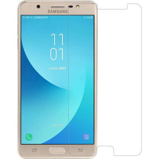 VPW Samsung Galaxy J7 Pro J730 (Ön) Nano Premium Dayanıklı Ekran Koruyucu