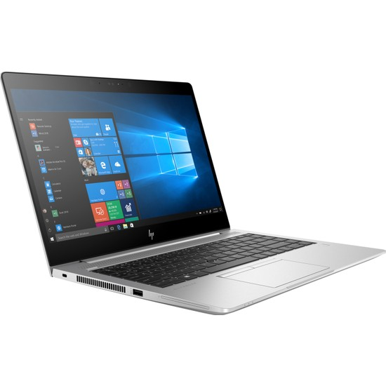 "HP EliteBook 745 G5 AMD Ryzen 7 2700U 8GB 256GB SSD Freedos 14"" FHD Taşınabilir Bilgisayar 5DF44EA"