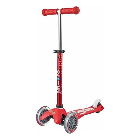 Mini Micro Deluxe Scooter Red MMD007