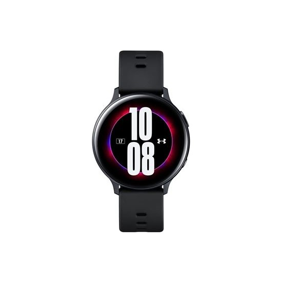 Samsung Galaxy Watch Active2 44mm Alüminyum Mat Siyah Under Armour-SM-R820NZKUTRC