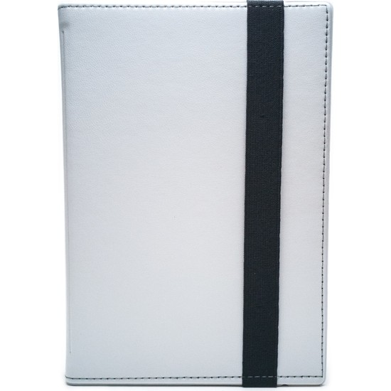 """AksesuarFırsatı Inca Respect II - IT-102R - 10.1"""" Tablet Dönerli Tablet Kılıfı Beyaz"""