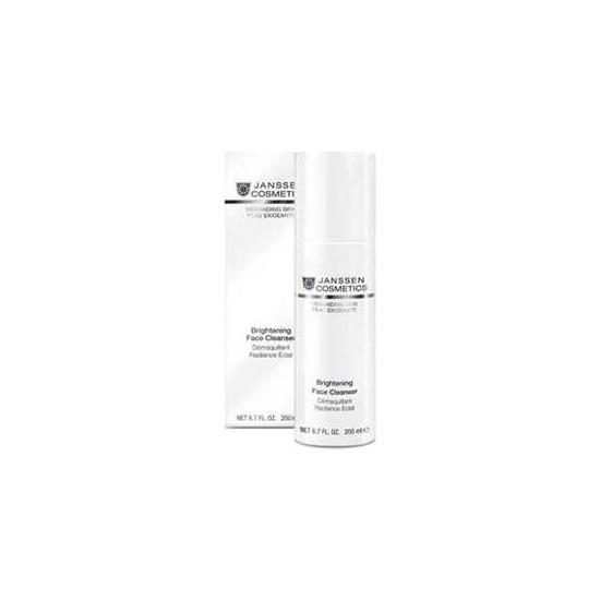 Janssen Cosmetics Demanding Skin Brightening Face Cleanser 200 ml JAN005324