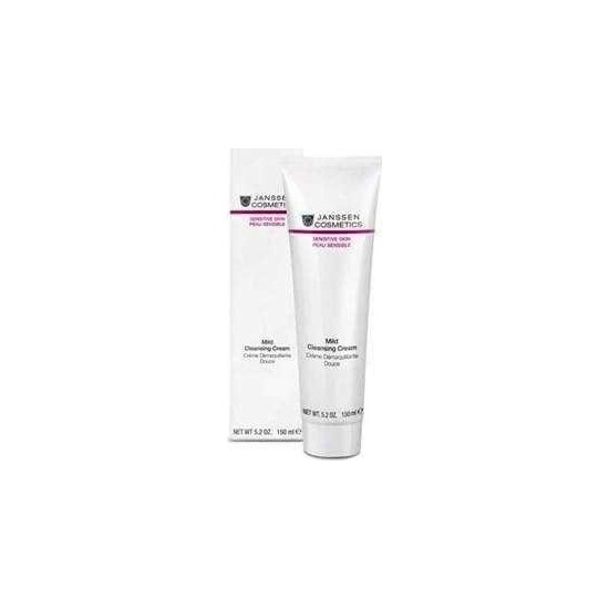 Janssen Cosmetics Sensitive Skin Mild Cleansing Cream 150 ml JAN014708