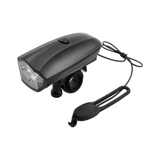 Hdf Bisiklet Dijital Korna / Işık (120 Desibel) Pil Hariç