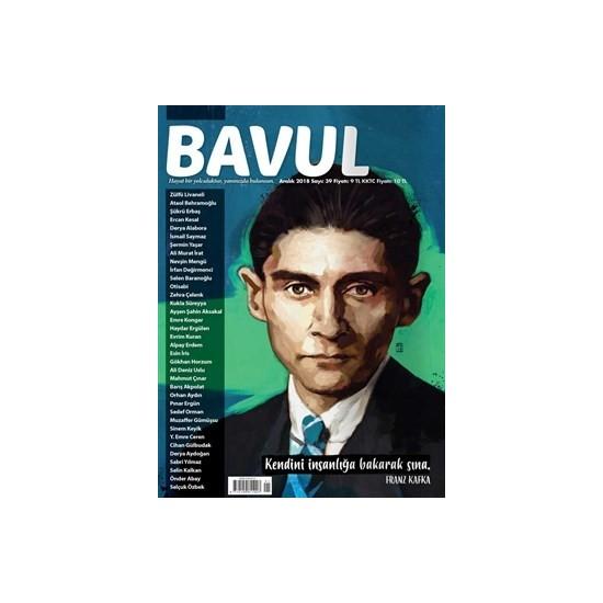 Bavul Dergi Sayı: 39 Aralık 2018