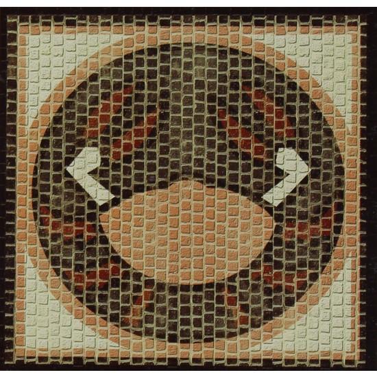 Domenech Yengeç Burcu Simgesi Mozaik Taş Puzzle