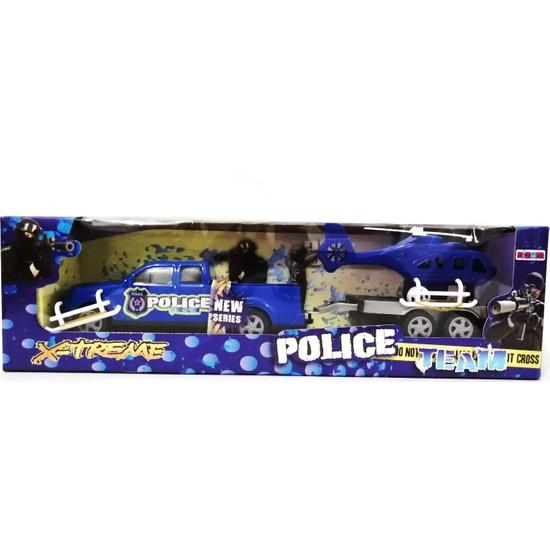 KETTE Nizam Helikopterli Polis Seti