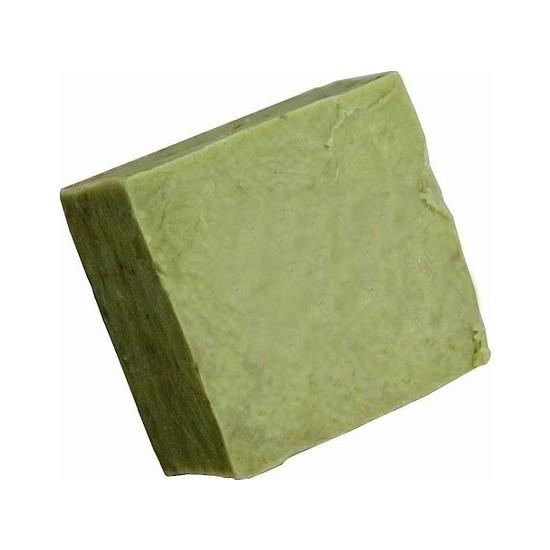 Siirt Saf Bıttım Sabunu El Yapımı Yeşil Bıttım Sabunu 200 gr