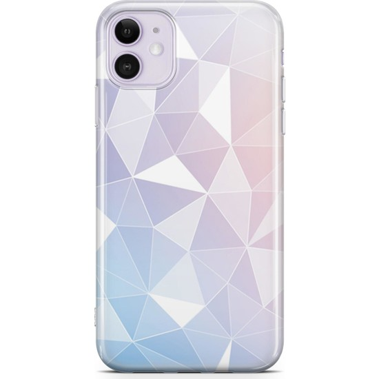 Melefoni Apple iPhone 11 Kılıf Triangle Serisi Emersyn