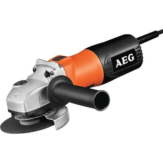 Aeg WS 8-115 S Avuç Taşlama 800 W