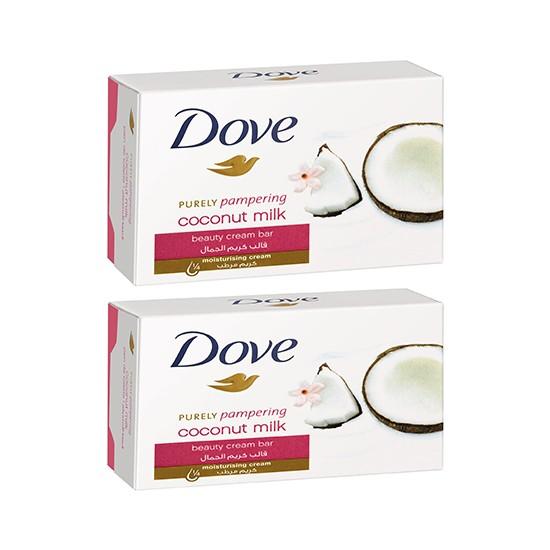 Dove Güzellik Sabunu Coconut Milk 100 gr x 2