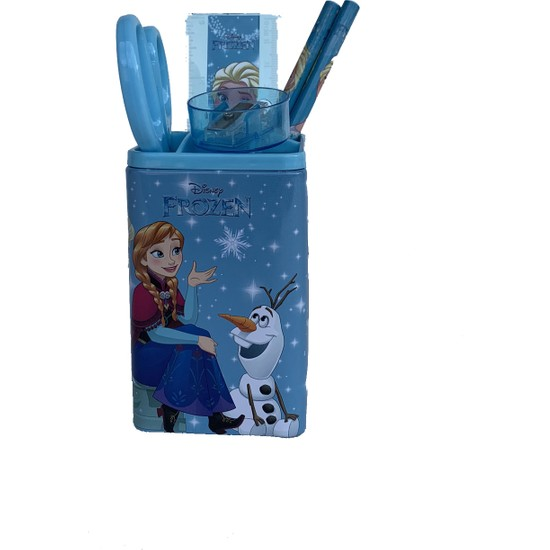 Frozen Elsa Kırtasiye Seti Lisanslı