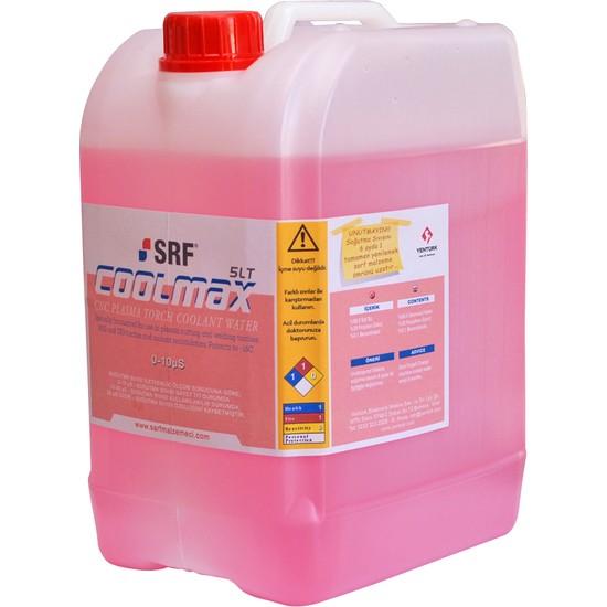 Srf Coolmax Lc Plazma Soğutma Sıvısı 5 lt