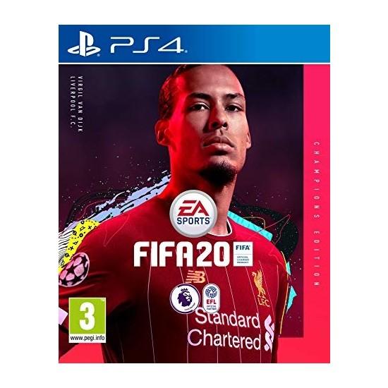 Fifa 20 Champions Edition PS4 Oyun