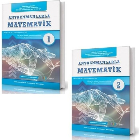 Antrenmanlarla Matematik TYT - AYT 1-2 Set