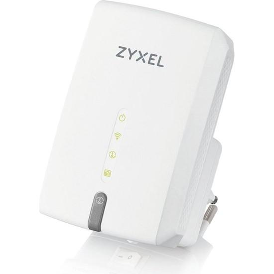 ZyXEL WRE6602 Wireless Dual Band AC1200 Menzil Genişletici