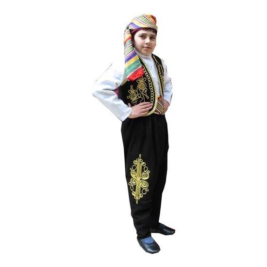 Dilek Kostüm Çocuk Folklör 23 Nisan Kostümü Yöresel Kıyafetler
