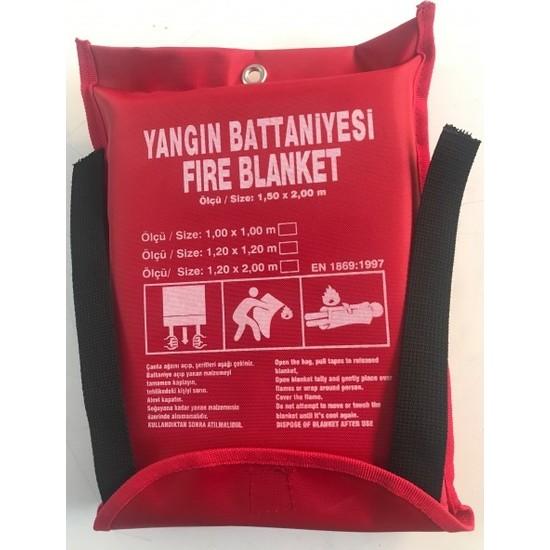Dafne Yangın Yangın Battaniyesi