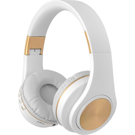 Frisby FHP-840BT Bluetooth Kulaküstü Kulaklık Beyaz