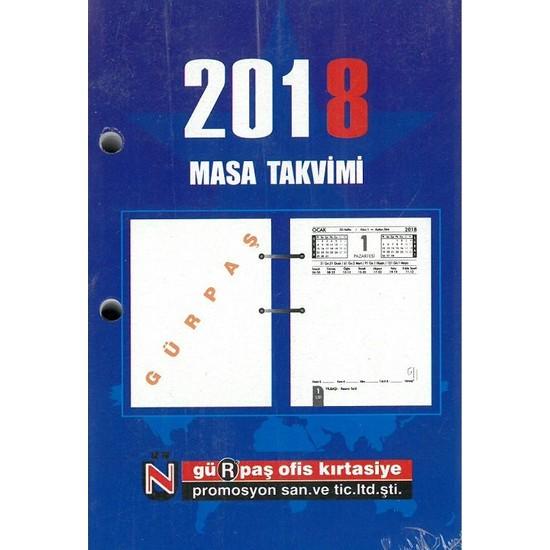 Gürpaş 2020 Masa Takvimi 9,5X14 cm
