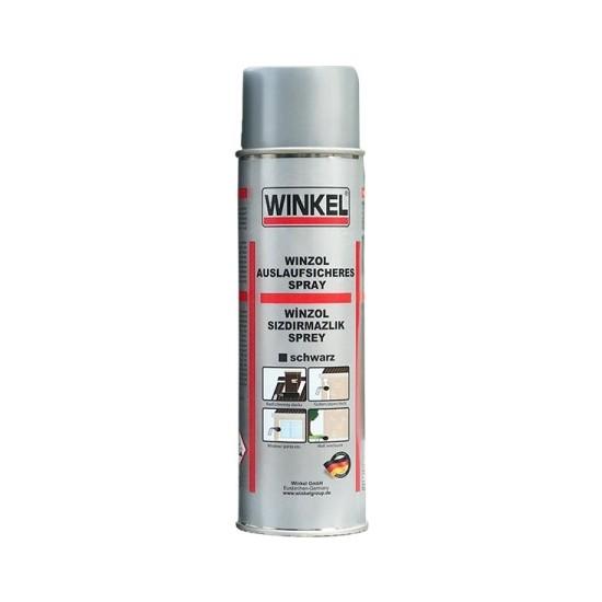 Winkel Winzol Su Geçirmez Sızdırmazlık Sprey Siyah 500 ml
