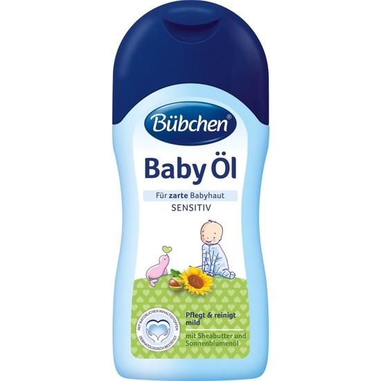 Bübchen Bebek Temizlik ve Bakım Yağı 200 ml