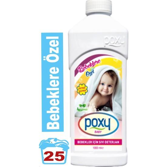Poxy Bebekler Için Sıvı Deterjan 1000 ml
