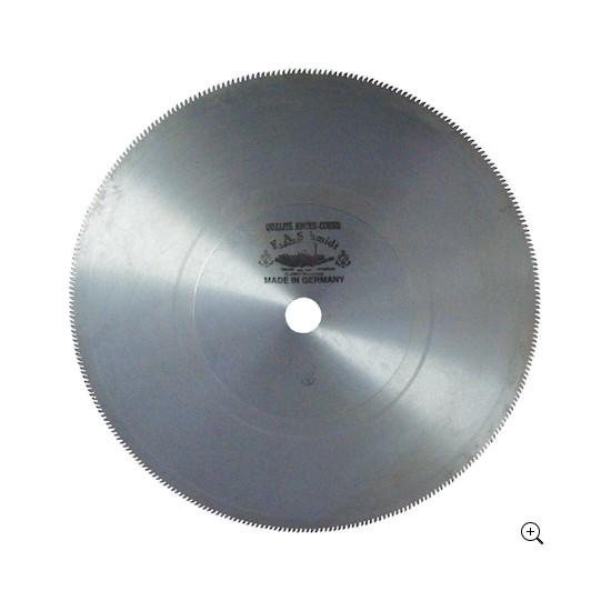 Schmidt Profil Testeresi 520 mm