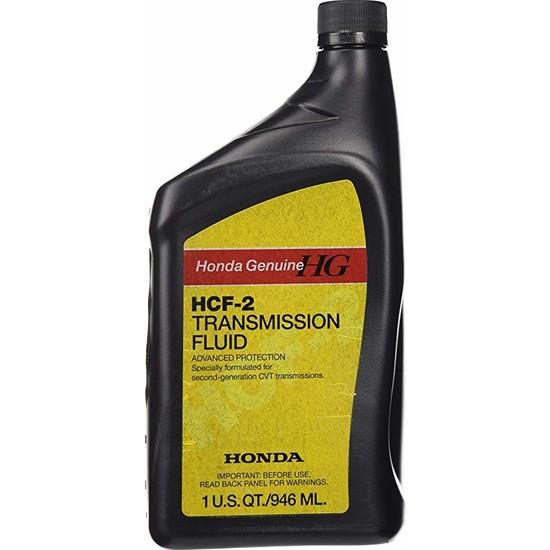 Honda Otomatik Şanzıman Yağı Hcf-2 Atf (1 Litre)
