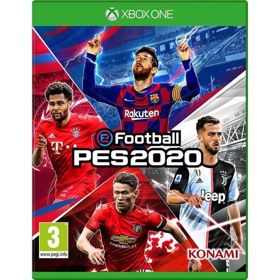 Efootball PES 2020 Xbox One Oyun