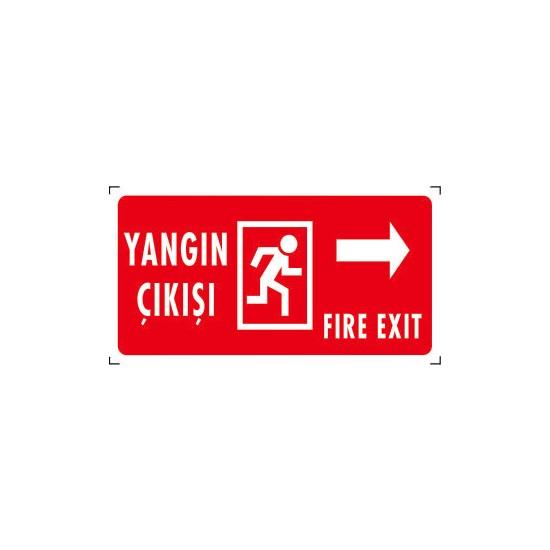 Yangın Çıkışı/fıre Exıt