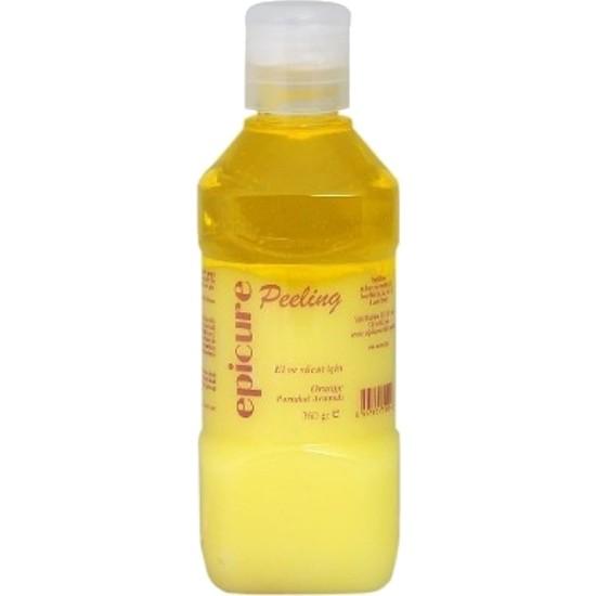 Epicure Portakal Aromalı Peeling 360 gr