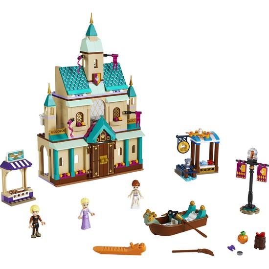 LEGO Disney Princess Arendelle Şatosu Köyü