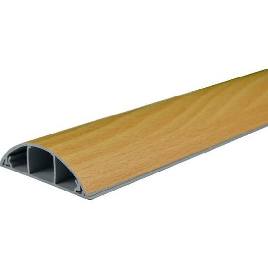A Plus Elektrik 70 x 20 mm Balık Sırtı Lamine Kaplamalı Kayın 10 x 1,5 m 15 m Bantsız Kablo Kanalı