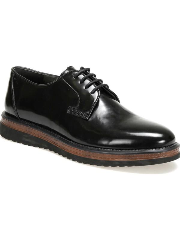 Jj-Stiller 85418 Siyah Erkek Ayakkabı