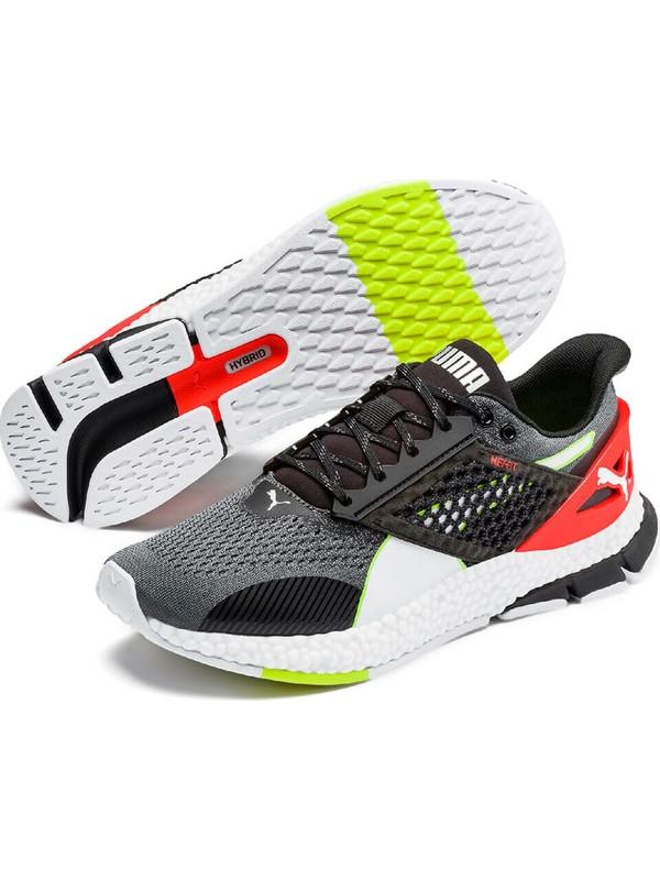 Puma Hybrid Astro Koyu Gri Erkek Koşu Ayakkabısı