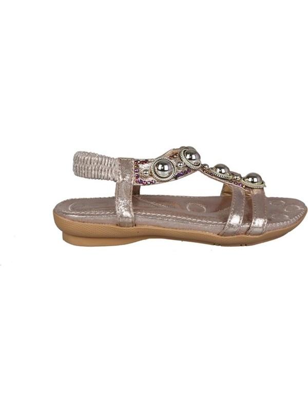 Guja 191-164 Gold Çocuk Sandalet
