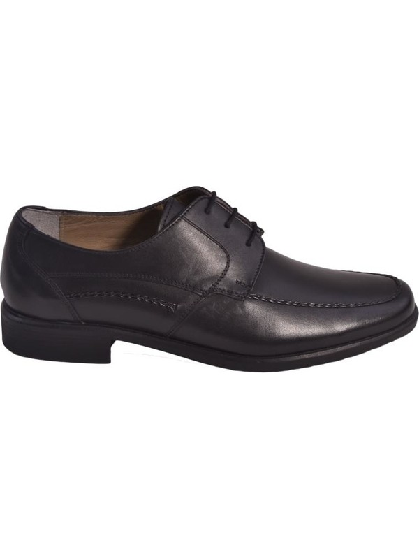 Papuç Erkek 366 Kıs Günlük Deri Ayakkabı
