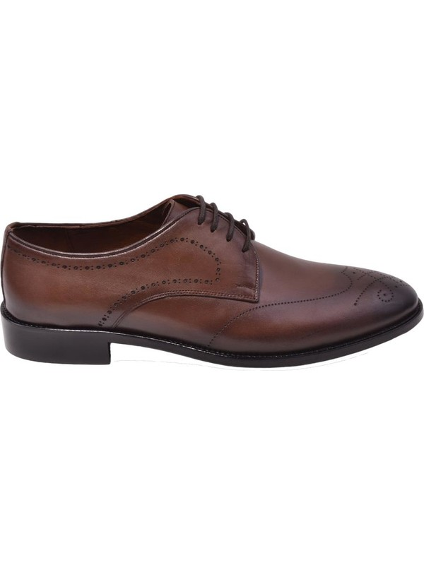 Monty Hannigan Erkek 924 Klasik Deri Ayakkabı