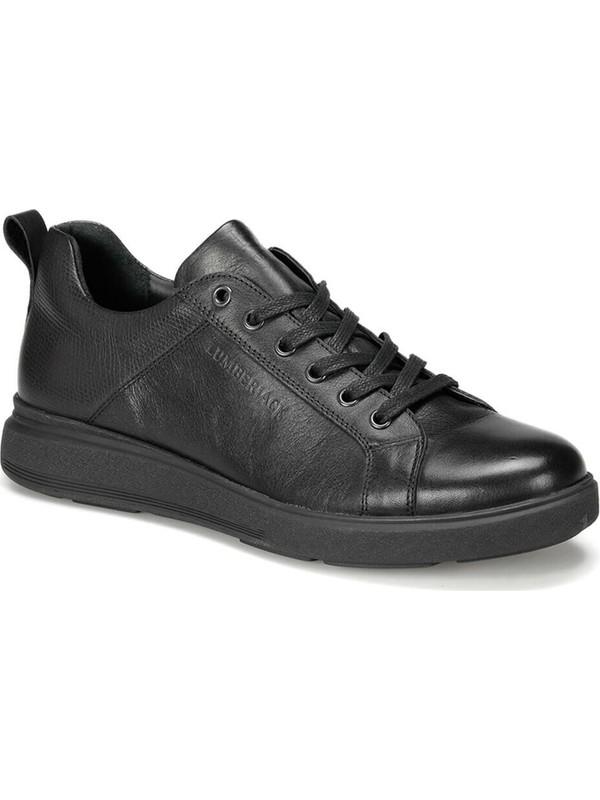 Lumberjack Cabildo 9Pr Siyah Erkek Klasik Ayakkabı