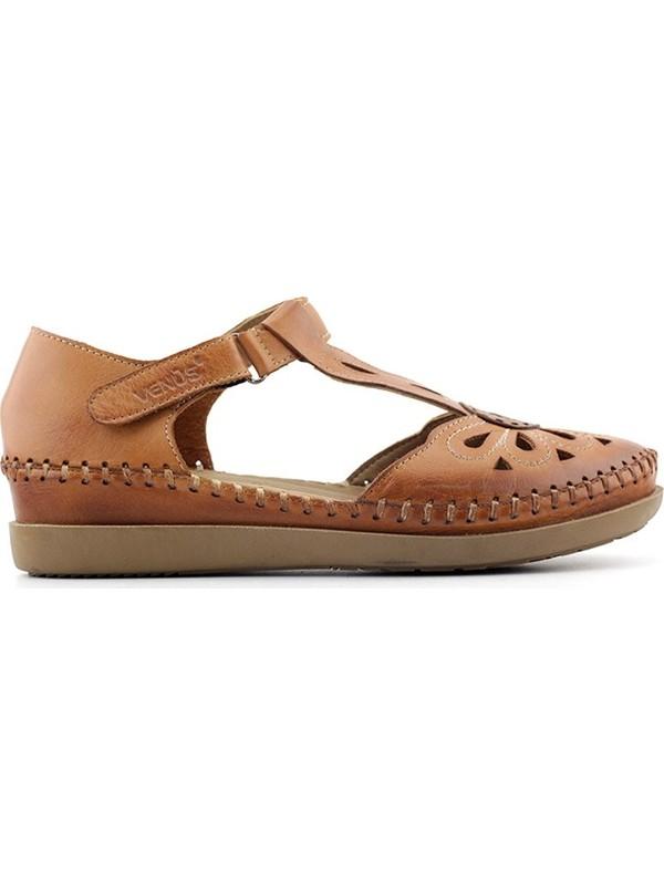 Venüs 18793505 Hakiki Deri Kadın Sandalet