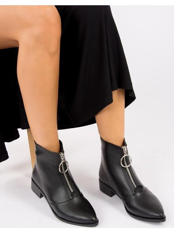 Fox Shoes Siyah Kadın Bot G563163609