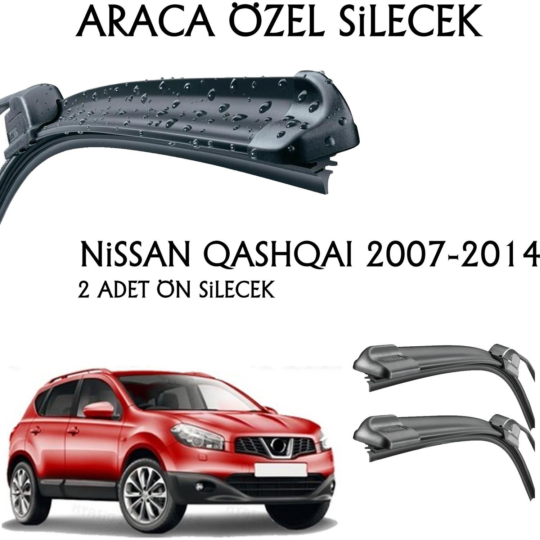 Sentinel Nissan Qashqai Silecek Takimi Muz Tipi On 2007 2014 Fiyati