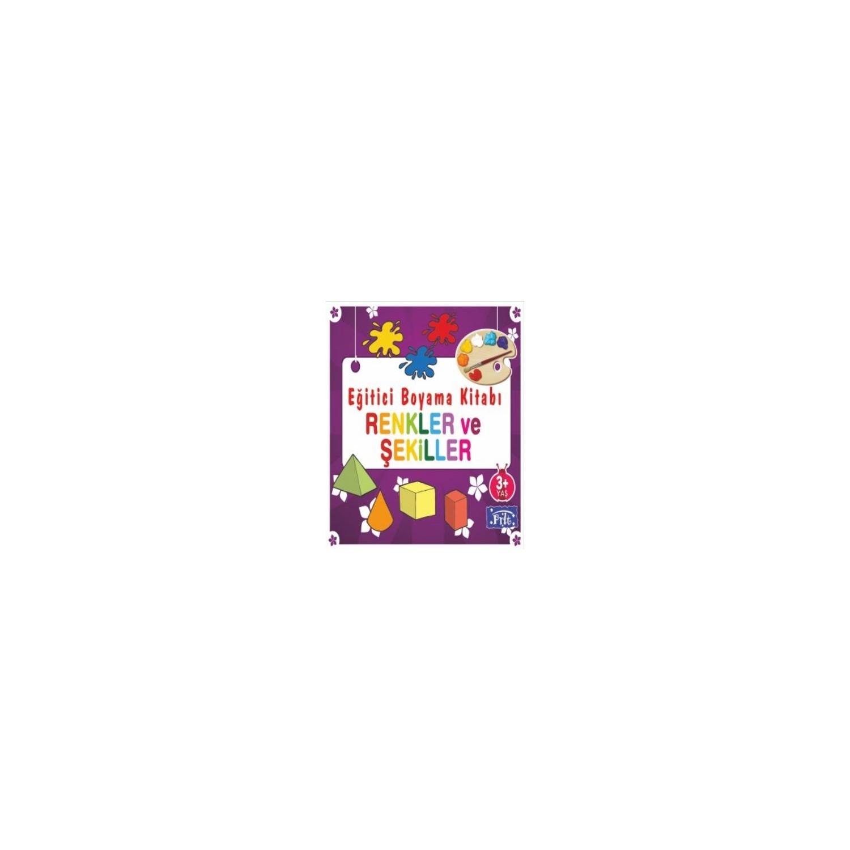 Egitici Boyama Kitabi Renkler Ve Sekiller Fiyati
